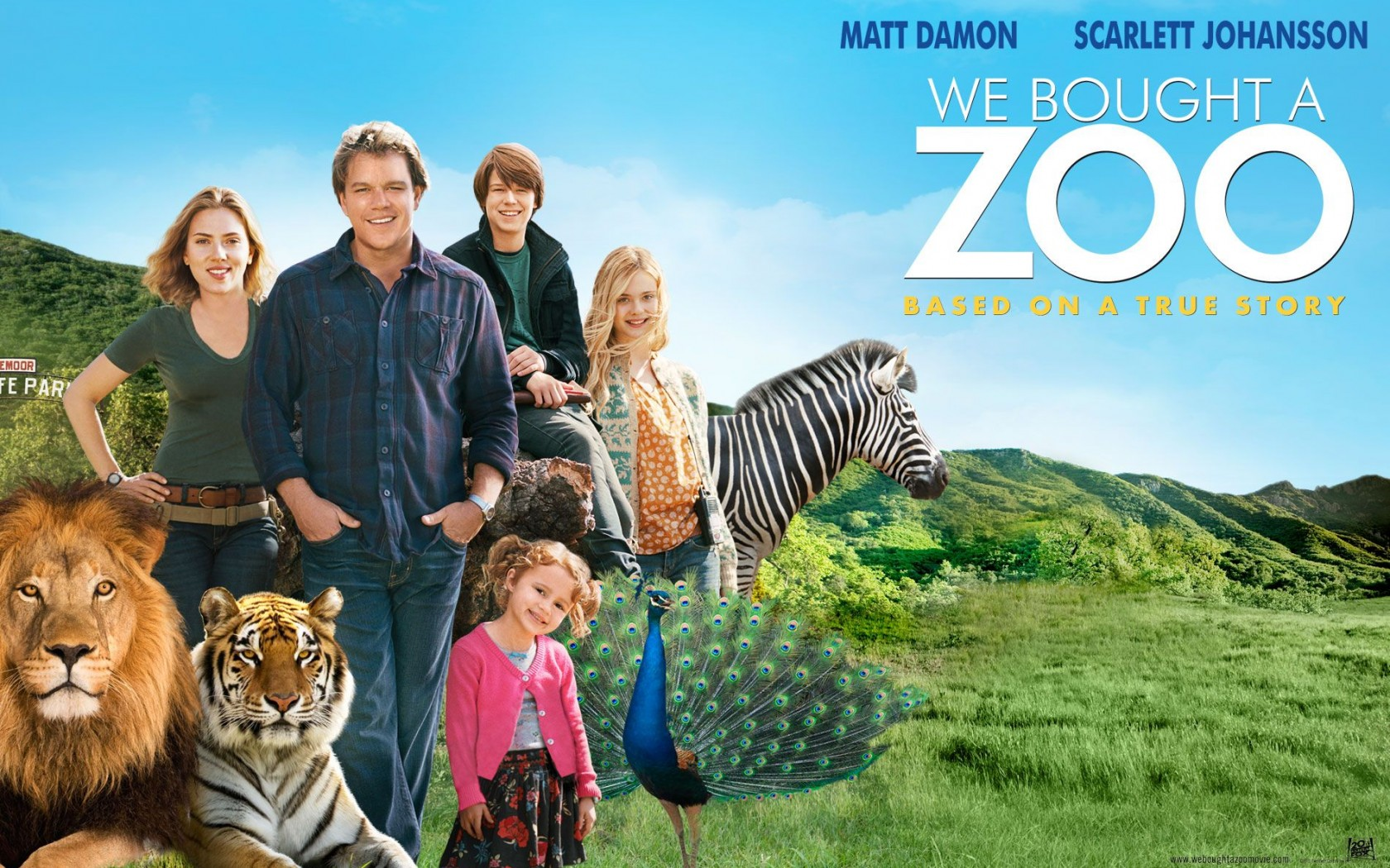 Upcoming Events | We Bought a Zoo (PG) | Suffolk Cinema ...